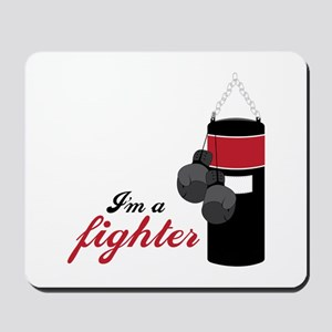 Boxing Fighter Mousepad